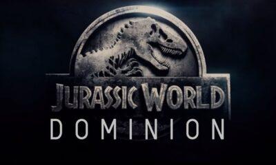 Le nuove foto direttamente dal set di Jurassic World 3+ poster jurassic world domination