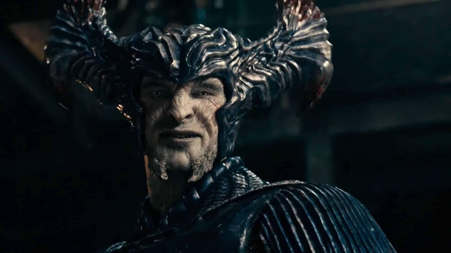 Riprogettazione di Steppenwolf nella Justice League di Zack Snyder + steppenwolf