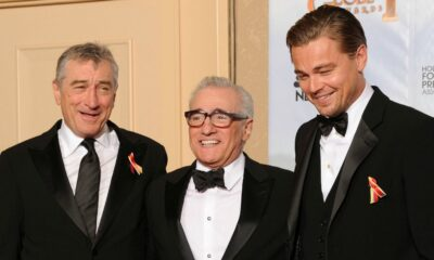Killers of the Flower Moon - Nuovo film di Martin Scorsese + martin scorsese + robert de niro + leonardo dicaprio