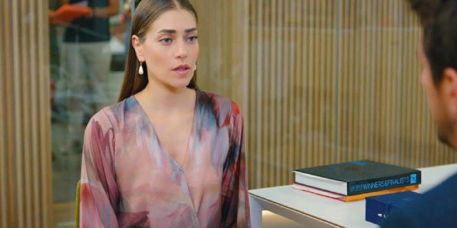 Daydreamer - Emre ordina a Leyla di rubare la cartellina compromettente