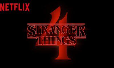 La stagione 4 di Stranger Things non sarà l'ultima + poster stranger things 4