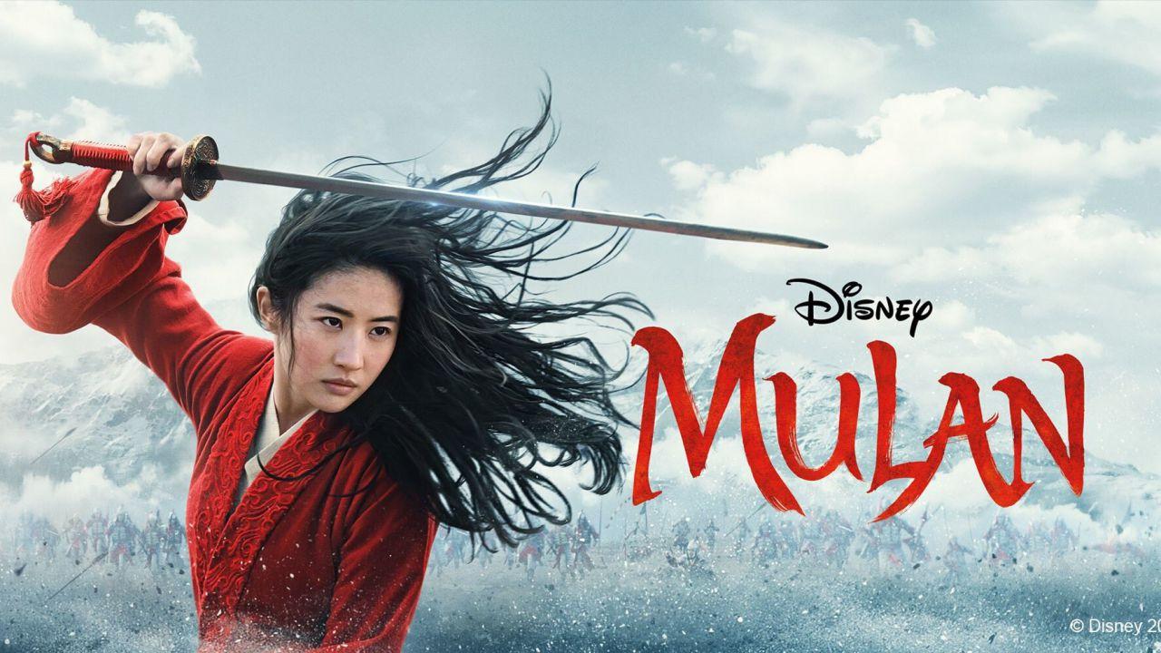 Mulan a pagamento su Disney Plus, anche Black Widow in futuro? + poster mulan