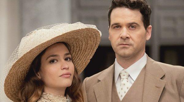 Una Vita - Aurelio e Natalia arrivano ad Acacias 38 con un grande segreto