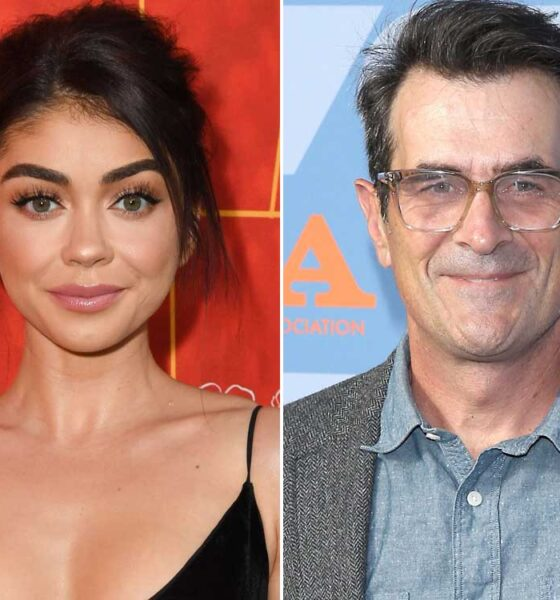 "Sarah Hyland reciterà nella commedia ""Yours, Mine & Paul"" + sarah hyland + ty burrell"