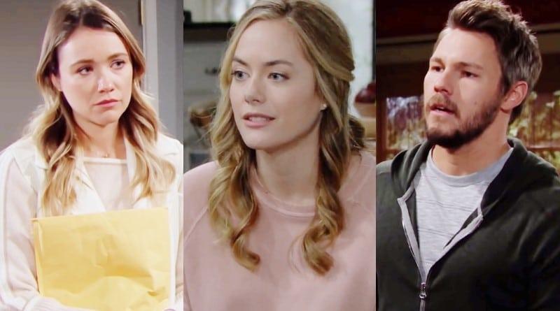 Beautiful - Liam capisce il padre di Douglas e Flo stanno nascondendo qualcosa