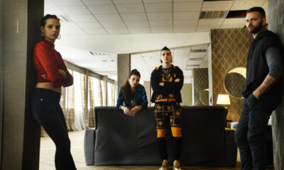 Novità Netflix - Suburra 3