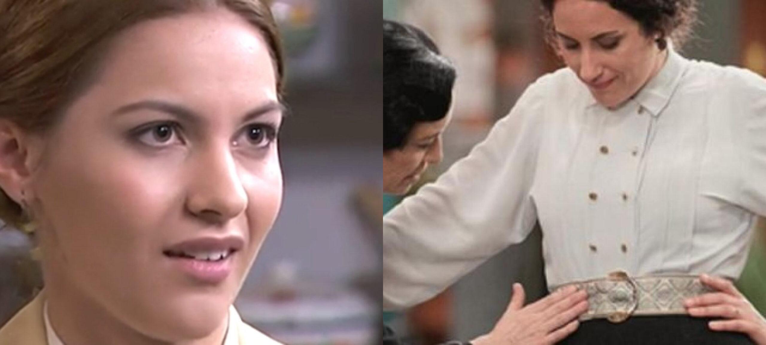 Una vita, trame 14-20 settembre: Cinta schiaffeggia Emilio, Lolita è incinta