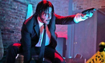 Per quanto vedremo Keanu Reeves come John Wick + john wick