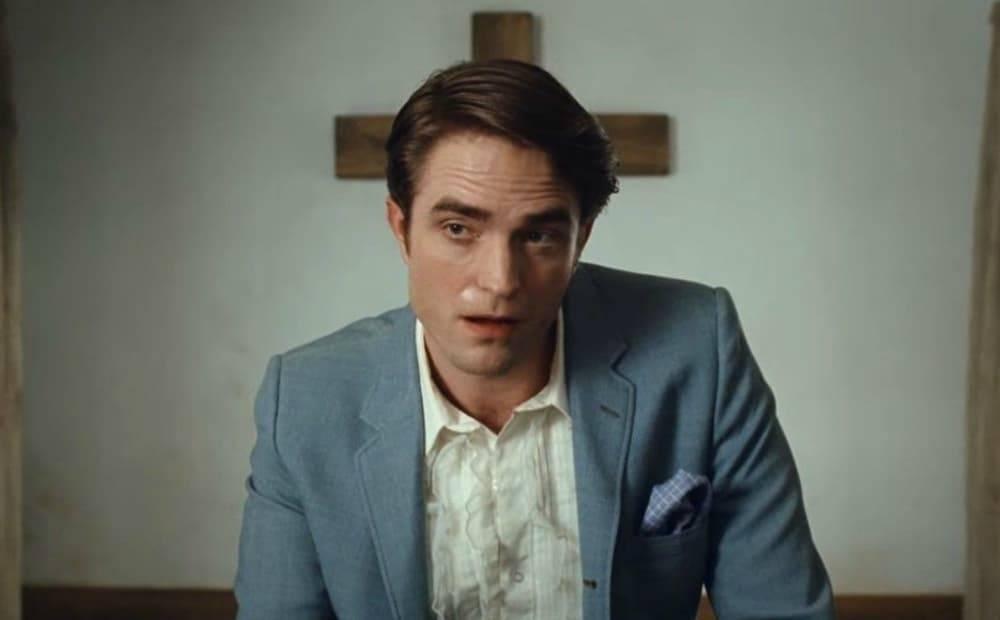 Robert Pattinson in Le strade del male, Gogo Magazine
