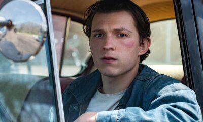 Tom Holland è protagonista di Le strade del male di Netflix, Gogo Magazine