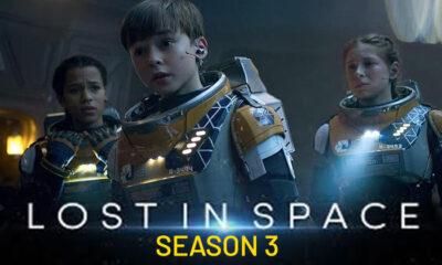 Novità sulla serie Lost in Space 3 + poster lost in space