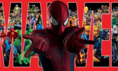 Programmi TV relativi a Spider-Man potrebbero arrivare su Amazon + spider-man + marvel