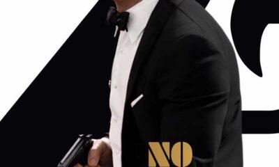Nuovo poster per No time to die con Daniel Craig+ poster no time to die