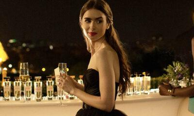 Il trailer della nuova serie Netflix Emily a Parigi + lily collins