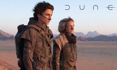 Zendaya non ha che lodi per la co-protagonista di Dune + poster dune