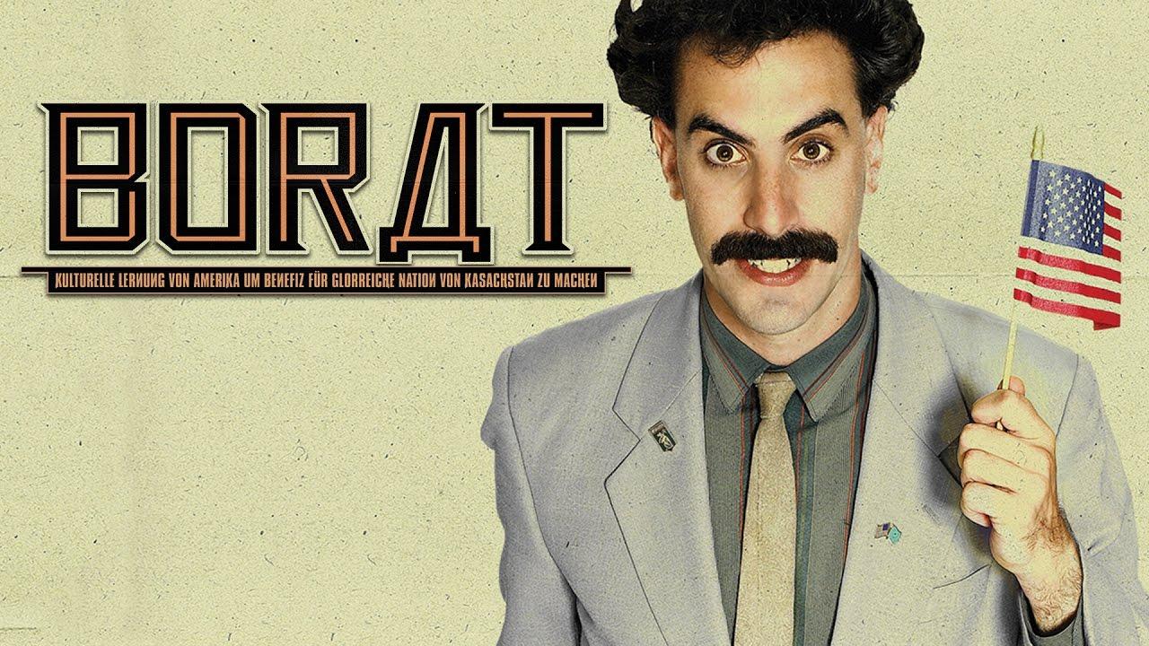 Borat 2 ha già terminato le riprese + poster borat