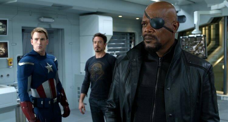 Nick Fury Avengers