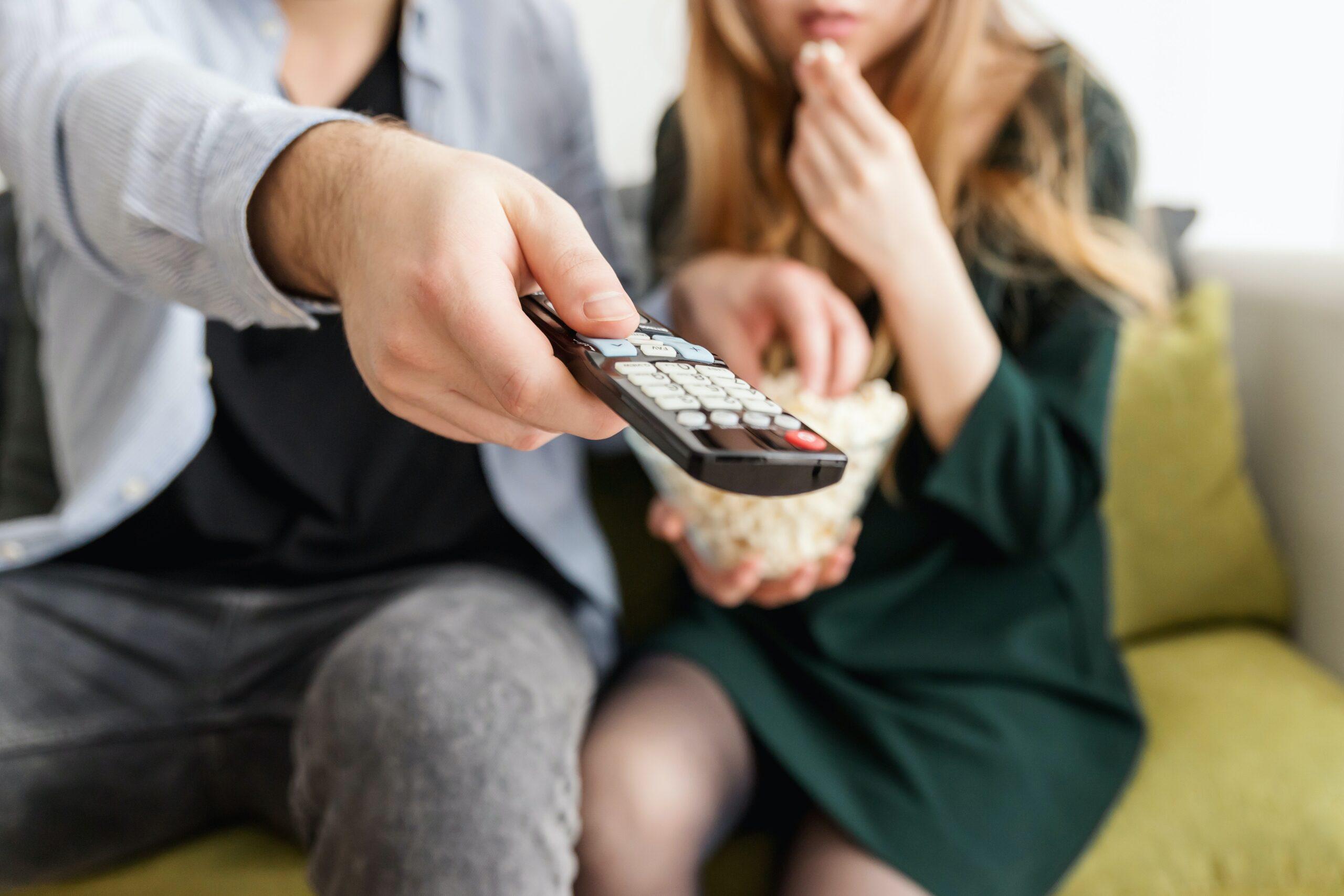 guardare in TV