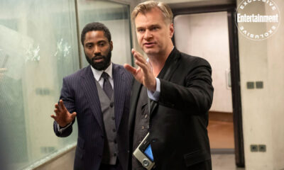 Chris Nolan vuole vedere John David Washington come Lanterna Verde + john david washington + christopher nolan