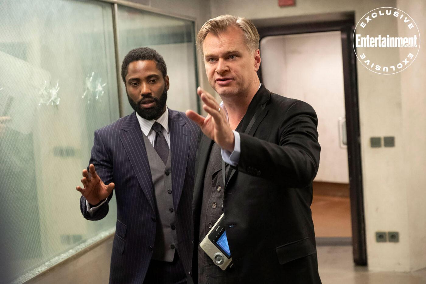Chris Nolan vuole vedere John David Washington come Lanterna Verde + john david washington + christopher nolan