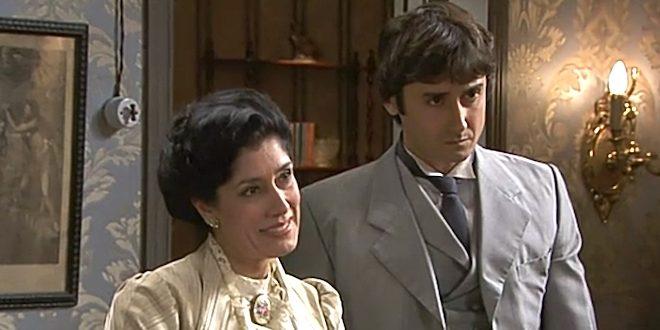 Una vita - La madre di Leonor e Liberto tornano insieme