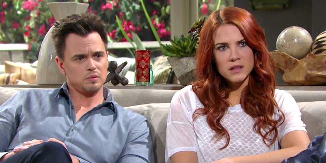 Beautiful - Wyatt ritorna da Sally dopo la delusione avuta da Flo