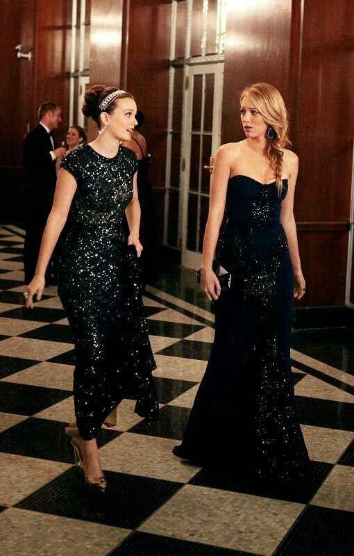 Emily in Paris e Gossip Girl