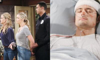 Beautiful, anticipazioni: Flo e il dottor Reese in arresto, Thomas in coma