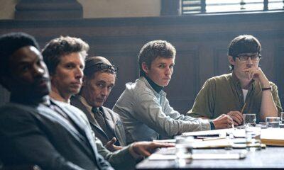 Novità Netflix - Il processo ai Chicago 7
