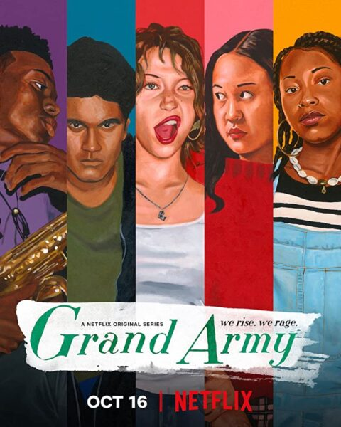 Novità Netflix - Grand Army