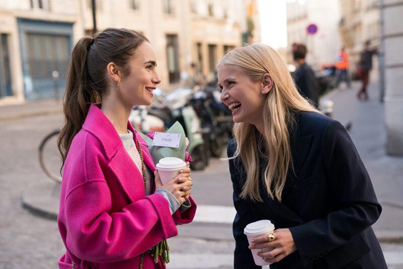 Novità Netflix - Emily in Paris