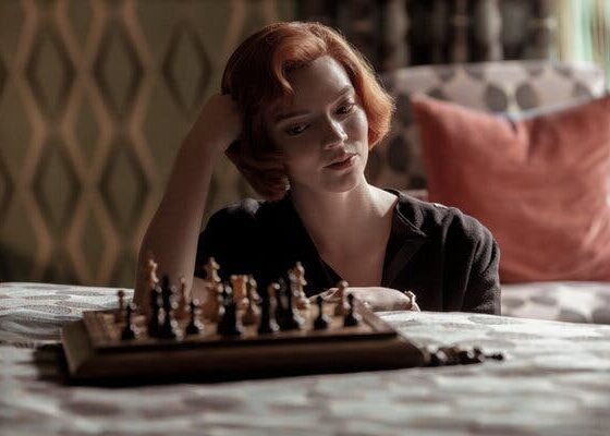 Novità Netflix - La regina degli scacchi