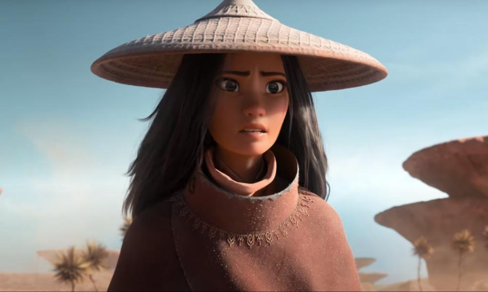 Raya e l'ultimo drago, lo spettacolare trailer del nuovo film animato Disney