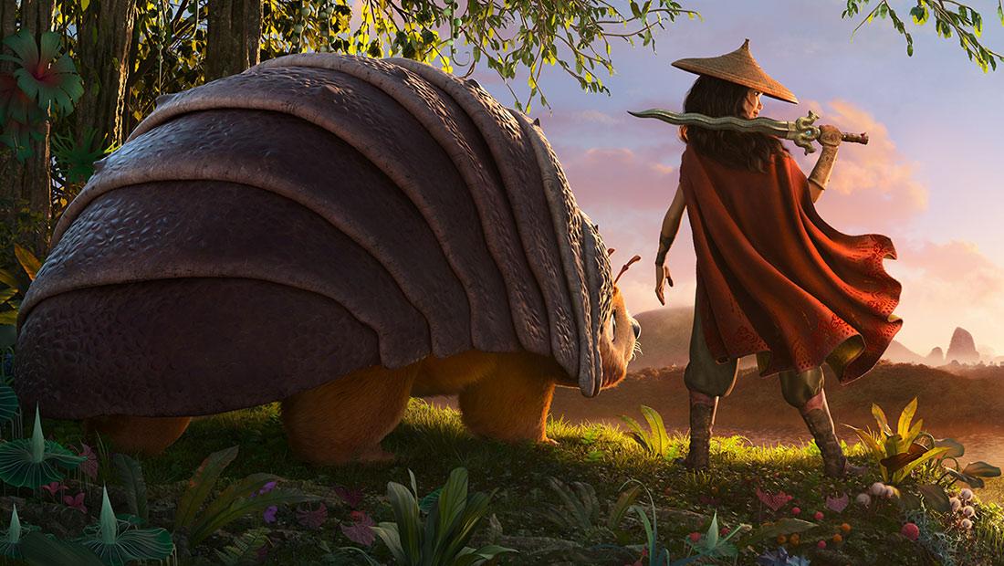 Raya e l'ultimo drago: ecco il trailer del nuovo film Disney