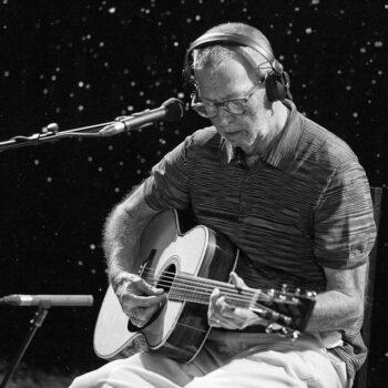 Van Morrison ed Eric Clapton