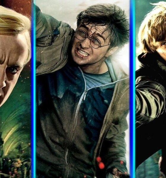 Harry Potter veeps