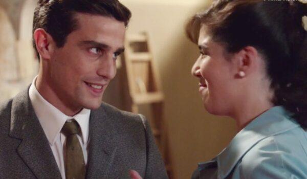 Il Paradiso delle signore - Il pubblicitario scopre di essere il figlio di Umberto