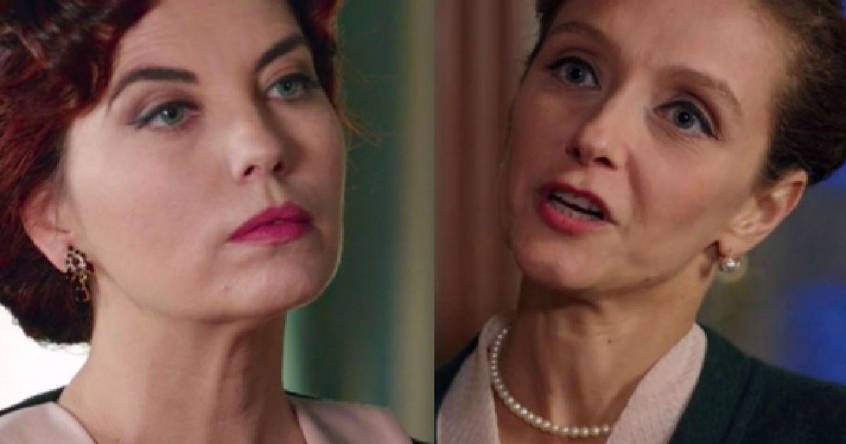 Il Paradiso delle signore, puntate 23-27 novembre: la madre di Nicoletta si sente umiliata da Adelaide