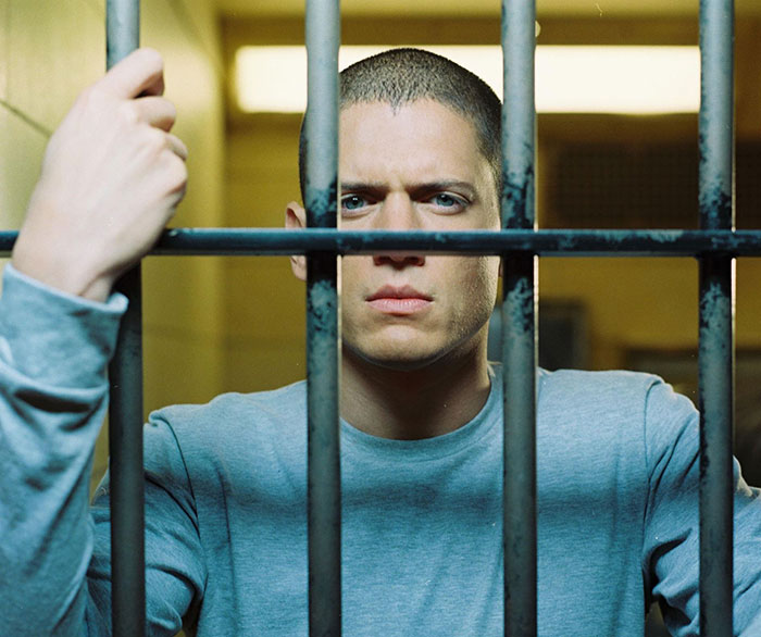 Wentworth Miller - Prison Break