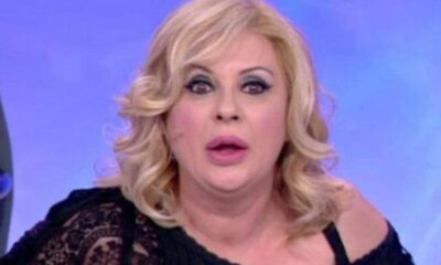 Uomini e Donne: Tina Cipollari assente in puntata, ha il Covid-19?