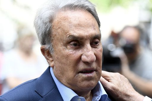 Emilio Fede - Il giornalista in isolamento al Covid Residence di Ponticelli