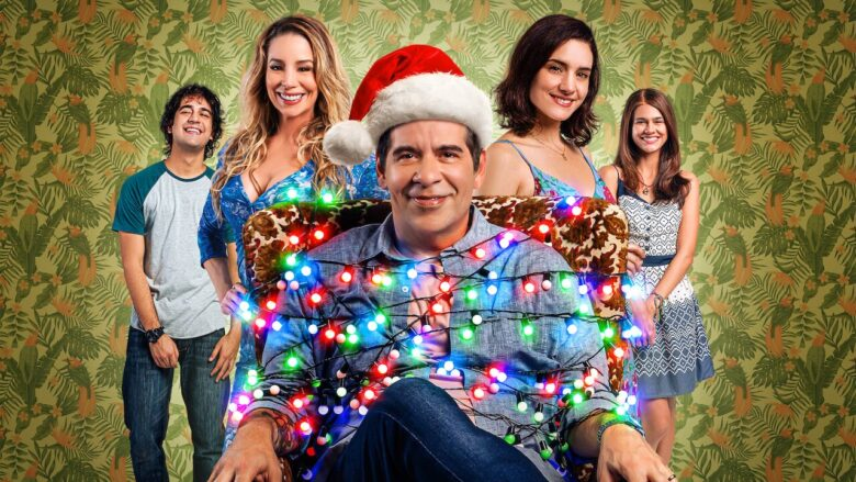 Novità Netflix - Tutto normale il prossimo Natale
