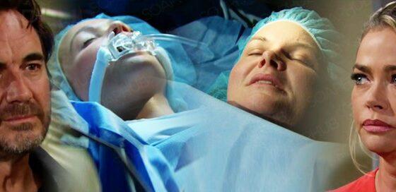 Beautiful, trame 14-19 dicembre: Flo salva la vita di Katie grazie al sul rene