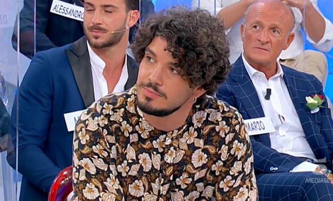 Uomini e Donne - Gianluca ha lasciato il trono