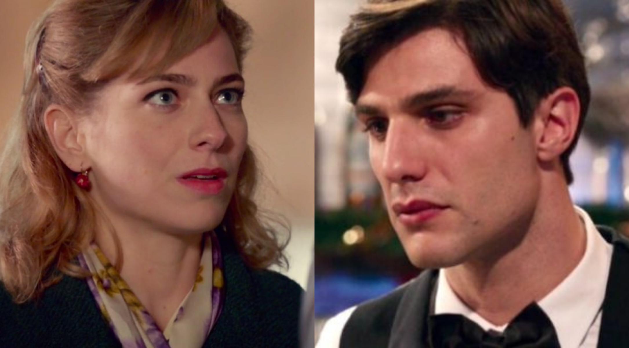 Il Paradiso delle signore, trame: Roberta torna per salvare Marcello?
