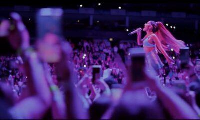 Novità Netflix - Ariana Grande: Excuse me, I love you