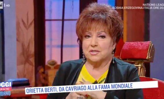 La cantante Orietta Berti positiva al Coronavirus: l'annuncio sui social