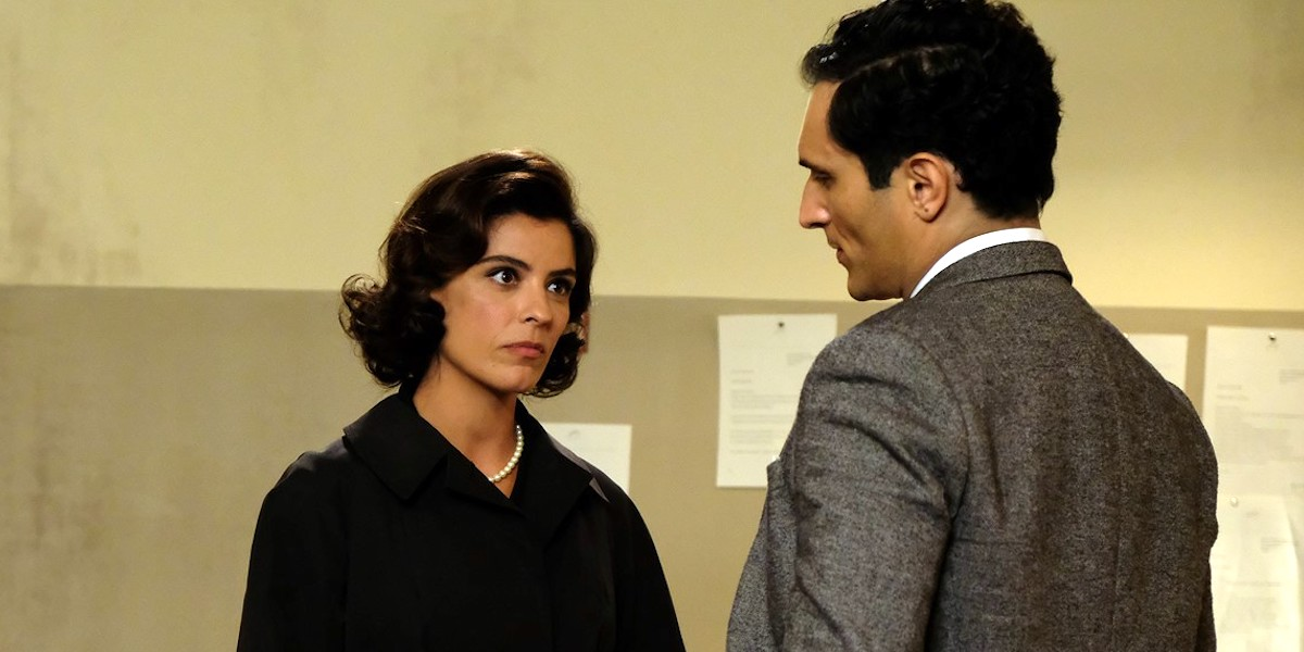 Il Paradiso delle signore - Il dottor Conti chiede a Beatrice di andare a vivere da lui