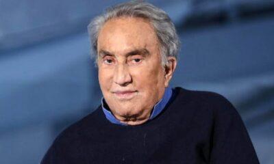 Il giornalista Emilio Fede ha il Coronavirus: ricoverato in un covid residence