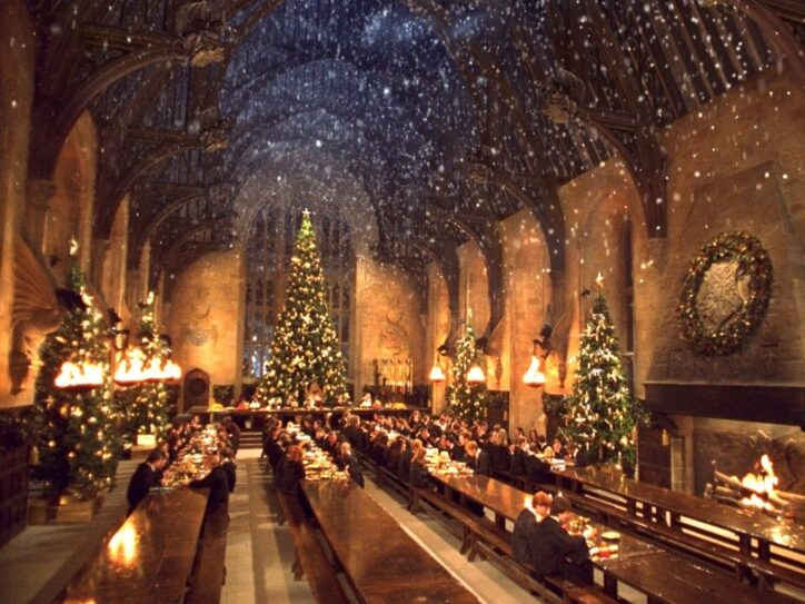 Deck The Great Hall - Harry Potter